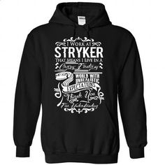 STRYKER - #gift ideas for him #retirement gift