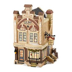 """Department 56: Products - """"C.D. Boz Ink & Pen Co."""" - Dickens' Village Series"""