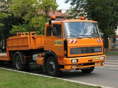 LIAZ 230 Tow Truck, Trucks, Cars And Motorcycles, Czech Republic, Vehicles, Classic, Design, Motorbikes, Truck