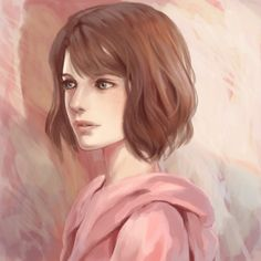 Life is Strange: Max Claufield fan art