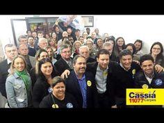 Política é coisa séria, para gente séria! Vote Cassiá Carpes 11077 para Vereador em Porto Alegre. Cassiá Carpes - 11077 Candidato a Vereador Partido Progress...