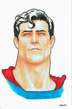 Superman by Kevin Maguire
