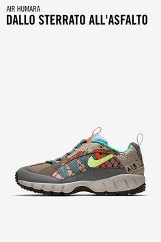 Via Nike SNEAKRS: www.nike.com/it/launch/t/air-humara-steel-green-volt-glow-cool-grey?sitesrc=sneakrsIosShare