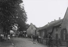 . Sint Vitusstraat gezien vanuit de Kapelstraat richting Brinklaan 1890