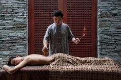 The Spa at Mandarin Oriental, Sanya: Traditional Chinese Medicine Treatment