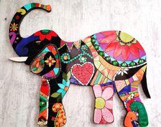 Mosaico elefante