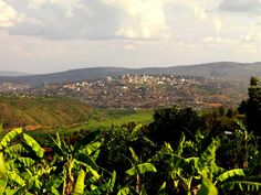 Kigali, Rwanda- beautiful people walking with hope and healing from their past