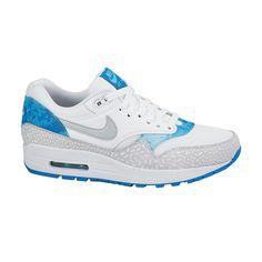Fraaie Nike wmns air max 1 print sneakers (Wit) Sneakers van het merk NIKE voor Dames . Uitgevoerd in wit nu voor 139.99 EUR.