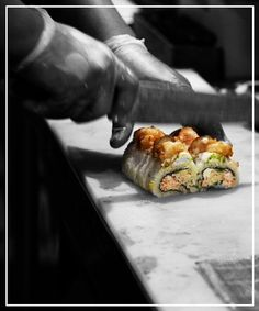 Mexican Sushi, Crave Restaurant, Sushi Menu, Los Angeles Food, Menu Items, Food Trends, Places To Eat, Cravings, Yummy Food