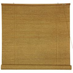 Woven Jute Roll Up Blinds - OrientalFurniture.com