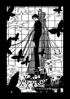 xxxHolic 70 - Read xxxHolic 70 Manga Scans Page Free and No Registration required for xxxHolic 70 Xxxholic, Muse Art, Clamp, Good Times, Otaku, Cool Art, Batman, Manga, Superhero