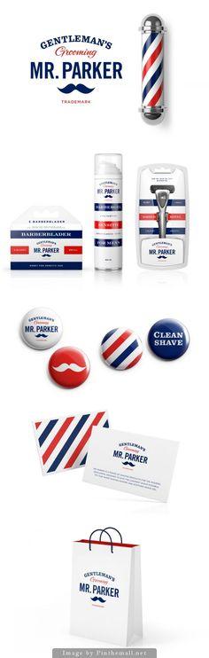 Moustache in design