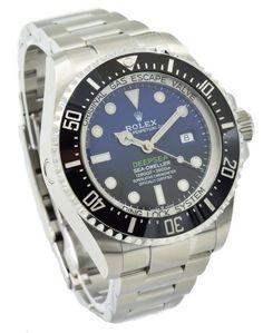 "Rolex Sea-Dweller Deepsea - 126660 - 44mm - ""James Cameron"" - Deep Blue Dial"