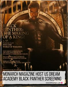 Lifestyle Media Correspondent MimiCuteLips recaps Monarch Magazine's Black Panther screening for the kids of the US Dream Academy. Hosted by WPGC 95.5 Guy Lambert. #MonarchMagazine