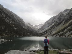 Following Waterfalls to Lac de Gaube from Cauterets- Hiking in the French Pyrenees - Mountain Lakes