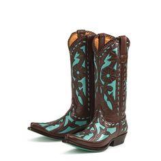 Lane Sunburn Boots