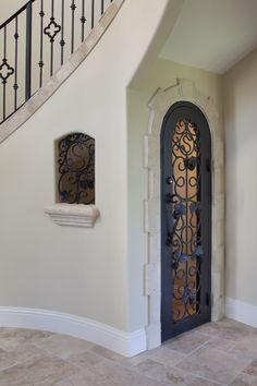 Upscale Harry Potter bedroom door