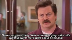 Top 10 Ron Swanson Quotes That Will Make You Love America | Cambio