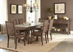 Awesome casual dining room idea