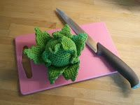 A small blog with a lot of crafts!: Lettuce!...