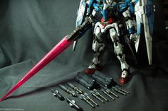 PG 1/60 Gundam 00 Raiser: Painted Build by Roginald Samala. Full Photoreview No.36 Hi Res Images http://www.gunjap.net/site/?p=200245