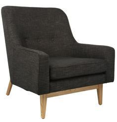 Abraham Lounge Chair - Matt Blatt $995 but would need reupholstering