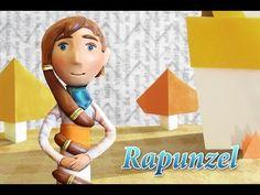 Kalastaja ja pullon henki - YouTube Rapunzel, Brain Breaks, Play, Tinkerbell, Fairy Tales, Disney Characters, Fictional Characters, Android, App