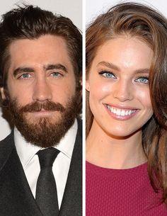 Jake Gyllenhaal Dating Sports Illustrated Swimsuit Model? #couplesnews