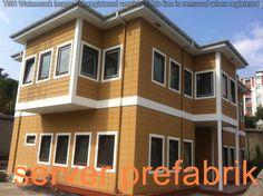 Prefabrik evler iki katlı ve tek katlı olarak yapılabilir. Garage Doors, Multi Story Building, Outdoor Decor, Image, Home Decor, Homemade Home Decor, Interior Design, Home Interiors, Decoration Home