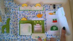 Кукольный домик-сумочка Сумка-домик для куклы от AnnMaryKids