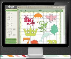 Cricut Craft Room has finally been released. Have you played with it yet? =) *** Provo Craft is excited to announc. Cricut Cuttlebug, Cricut Cards, Cricut Vinyl, Cricut Fonts, Cricut Air, Inkscape Tutorials, Cricut Tutorials, Cricut Ideas, Cricket Crafts