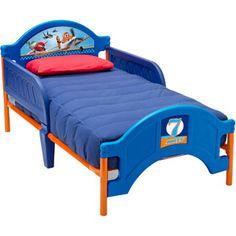 Delta Disney Planes Toddler Bed, Blue