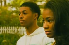 "Diggy Simmons calls his GF his ""4 Letter Word"" in his new video"