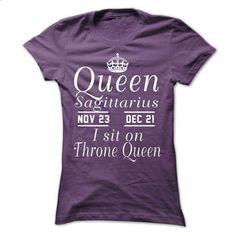 sagittarius queen - #grey tee #camo hoodie. CHECK PRICE => https://www.sunfrog.com/LifeStyle/sagittarius-queen-Ladies.html?68278