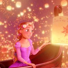 Disney GIF. Rapunzel. Especially for Miss C.