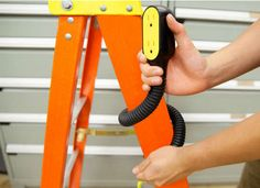 Great gadget gift for DIYers—perfect extension cord for ladders - $24.99