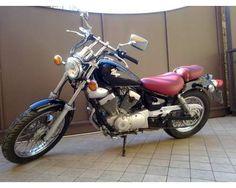 Virago 250 nera 1993