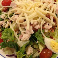 Bob Evans : Heritage Chef Salad Vegetable Salad, Vegetable Dishes, Salad Bowls, Soup And Salad, Bob Evans Recipes, Cranberry Spinach Salad, Healthy Breakfast Recipes, Healthy Recipes, Boiled Egg