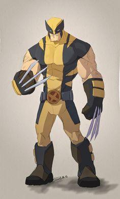 Wolverine - Corey Smith