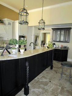 """Island"" Paradise - contemporary - kitchen - chicago - Premier Design & Cabinetry"