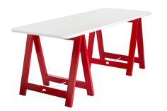 Plank & Tresle table