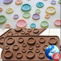 Kitchen Appliance Parts Home Appliance Parts 3d Flower Leaf Combination Silicone Fondant Chocolate Filler Mold Cake Soap Diy Handmade Biscuit Clay Mould Baking Tool To Be Highly Praised And Appreciated By The Consuming Public