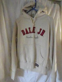 NASCAR DALE EARNHARDT JR. #8 HOODIE. FREE SHIPPING FREE PHOTONS