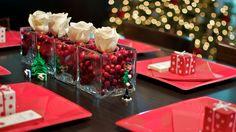 Los centros de mesa son el mejor accesorio para decorar cualquier mesa de la…