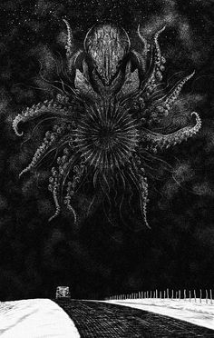 Yog-Sothoth #hplovecraft