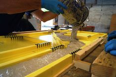 Warping Glass-Fiber Reinforced Concrete is a surprising technique to people who…