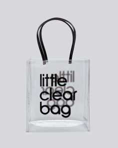 30020e142fab Bloomingdale s Little Clear Bag - 100% Exclusive Purses And Handbags