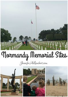 Normandy Memorial Sites