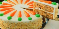 Pastel de Zanahoria sin Horno, Si te gusta dinos HOLA y dale a Me Gusta MIREN …  |  Receitas Soberanas