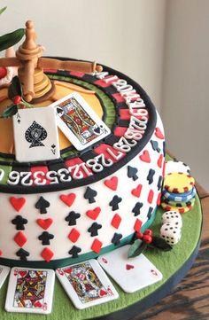 easy roulette cake